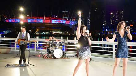 The Rain City 6 Band - Vancouver Dance Band, Party Band, Event Band, Festival Band, Wedding Band - Official Video